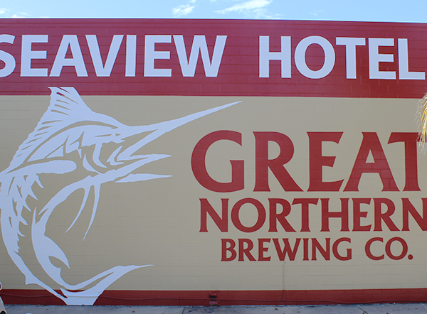 Great Northern Sign