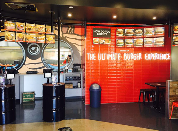 The Ultimate Burger Experience