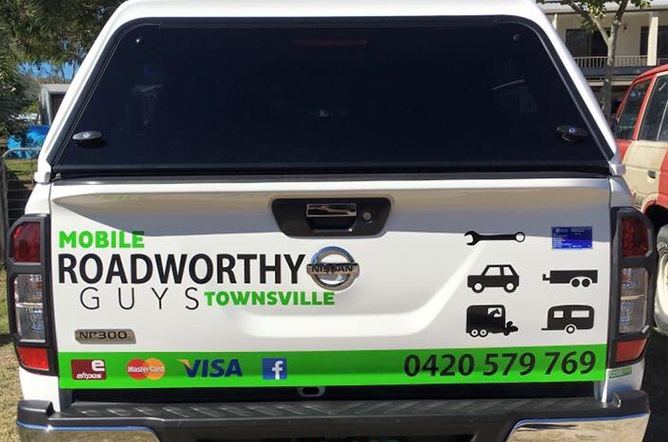 Mobile Roadworthy Guys