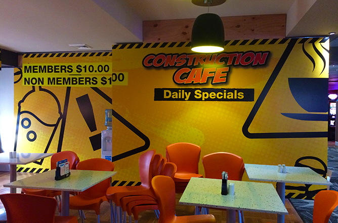 Construction Cafe